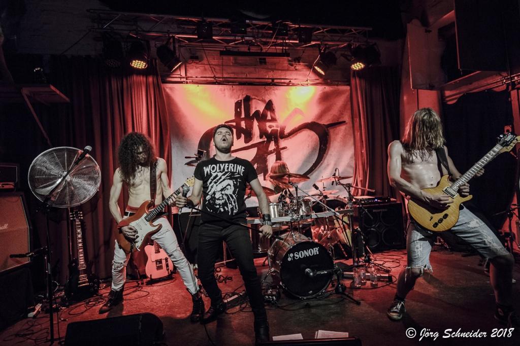 The Gäs – 09 06 2018, Krefeld, Kulturrampe – Konzertbericht