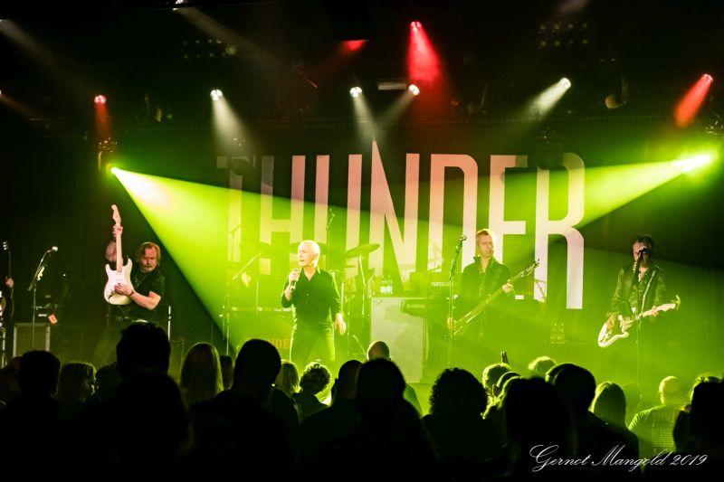 Thunder-haupt
