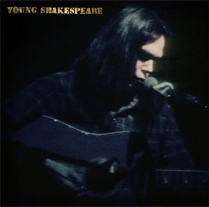 cover Neil Young - Young Shakespeare
