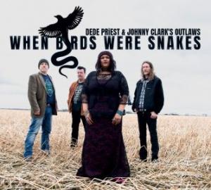 Album Cover - WHEN BIRDS WERE SNAKES_300