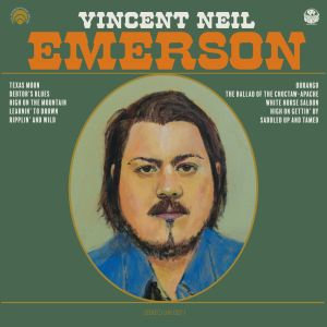 cover Vincent Neal Emerson - Vincent Neal Emerson 300