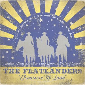 cover The Flatlanders - Treasure Of Love 300